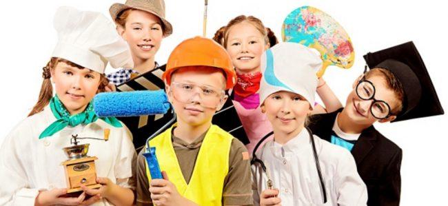 Виды работ для несовершеннолетних